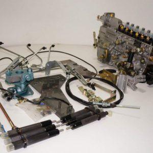 Комплекты пере оборудования тракторов и спецтехники.