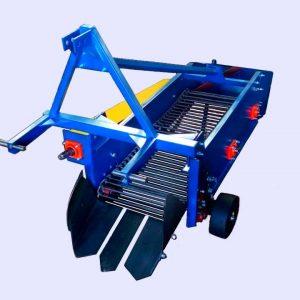 Картофелекопатель однорядный  КН 1.1 (с усиленным транспортером)