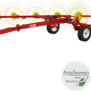 Скоростные грабли валковые Харвест ГКП 8.4 – 2ГЦ (Harvest- SWR 13)