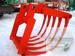 Вилы грейферные для силоса и сена для ПЭФ-1БМ